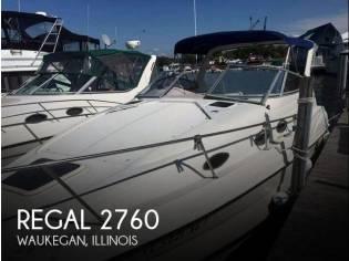 Regal 2760 Commodore