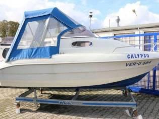 Galeon 485 Galia Cabin