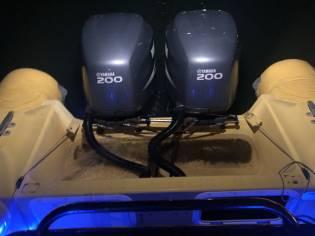 Yamaha 200hp v6