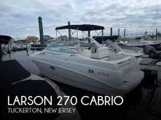 Larson 270 Cabrio
