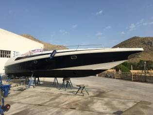 Tullio Abbate Offshore Sportivo 47