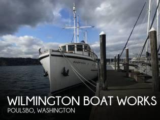 Wilmington Boat Works Custom 96