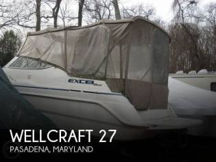 Wellcraft Excel 26 SE