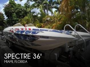 Spectre 36 Power Cat