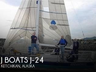 J Boats J-24
