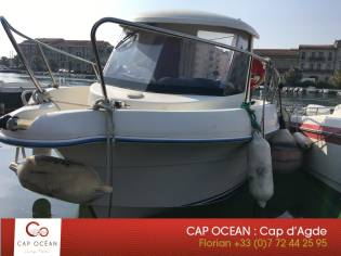 Quicksilver 560 Pilothouse