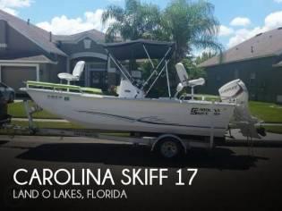 Carolina Skiff 178DLX