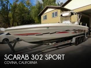 Scarab 302 Sport