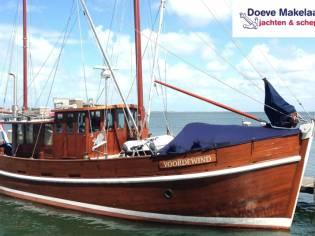 Bultjer Canoe stern Motorsailer 16.30