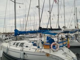 beneteau first 35 s 5 acepto barco