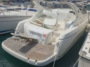 Sessa Marine Oyster 38