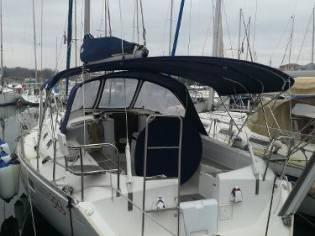 Beneteau Moorings 383 / Oceanis 381
