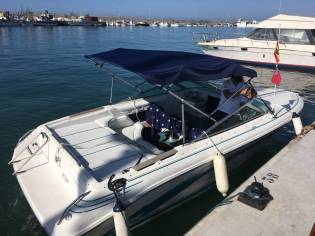 Sea Ray 220 Sunrunner