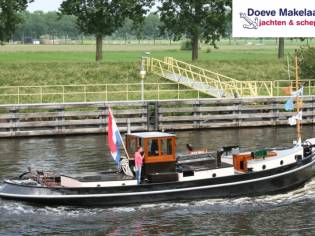 Tug boat 15.20, top condition