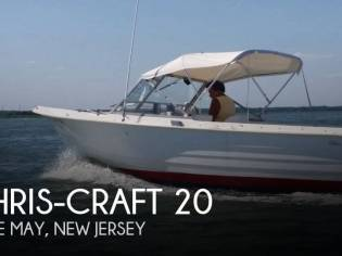 Chris-Craft 20 Corsair
