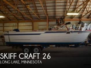 Skiff Craft X-260
