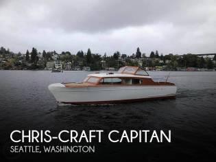 Chris-Craft El Capitan