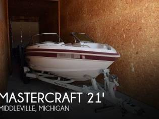 Mastercraft Maristar 210 VRS