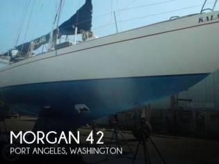 Morgan 42 Mark II