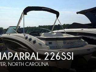 Chaparral 226ssi