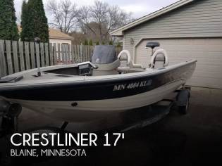 Crestliner Fish Hawk 1750SC