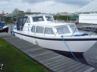 Fristol Kruiser motorboot