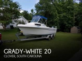 Grady-White Overnighter - 206G