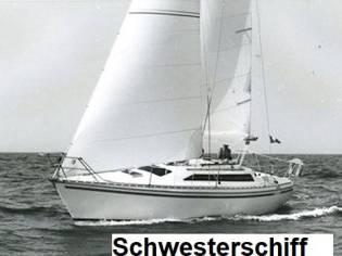 Jeanneau - Attalia 32 - Schwertkiel