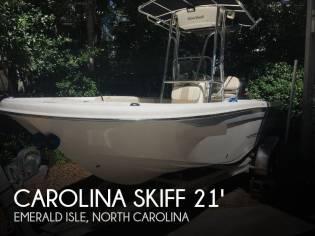 Carolina Skiff Ultra 21