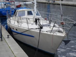 Van De Stadt 44 Custom Build