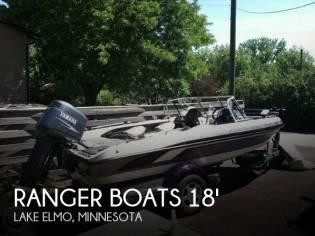 Ranger Boats Reata 1850S