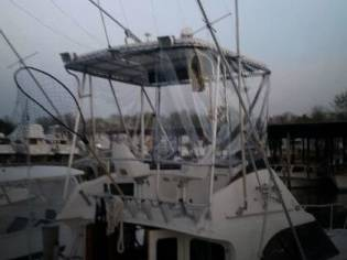 Luhrs Tournament 350 Custom