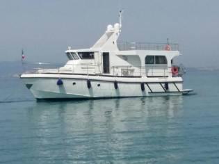 Custom Cantieri Navali Del Golfo Srl Motovedetta 1
