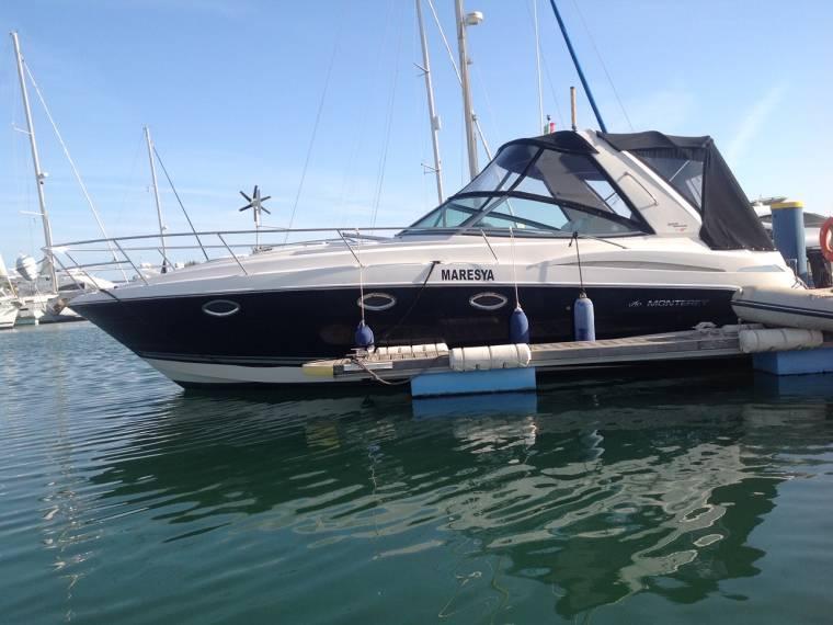 Monterey 355 SY