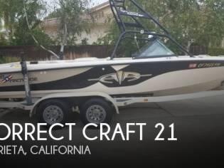 Correct Craft 21 Air Nautique