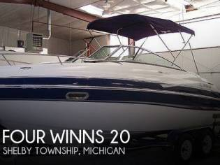 Four Winns 205 Sundowner