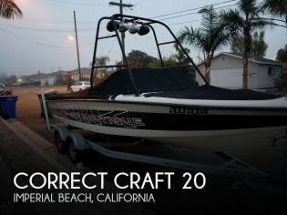 Correct Craft Air Nautique