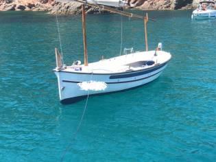 Llaut Pascual - Illes Medes