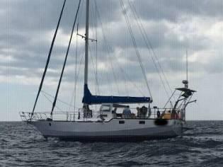 Velero de Crucero Oceánico: Petit Prince 46'