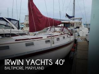 Irwin Yachts Mark II Citation