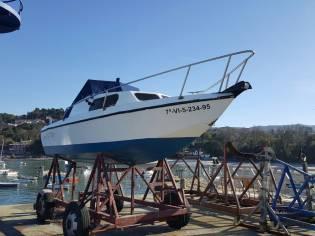 Barco pesca-paseo
