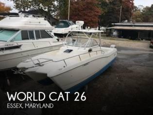 World Cat 266 SC
