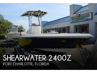 Shearwater 2400Z