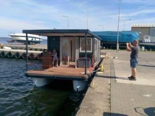 Woma Flisak Hausboot D 12(TB)
