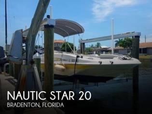 Nautic Star 200SC Sport Deck