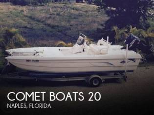 Comet Boats ProStar 20