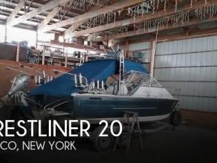 Crestliner Sabre 205
