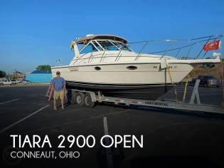 Tiara 2900 Open