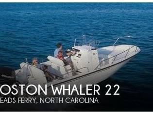 Boston Whaler 22