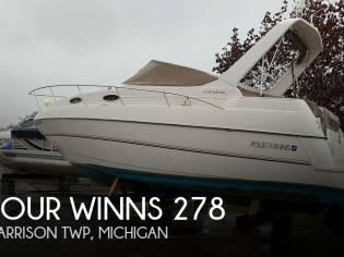 Four Winns Vista 278